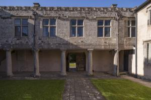 National Trust Godolphin in Cornwall.