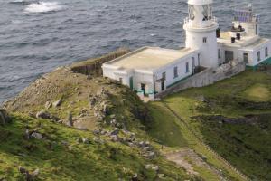 Lighthouse on Lundy.