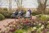 Explore RHS Rosemoor with Countryside Mobility