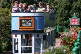 Seaton Tramway in Devon