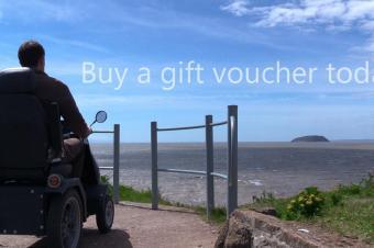 Buy a Countryside Mobility Gift Voucher