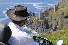 National Trust Tin Coast will be one of the new scooter hire locations