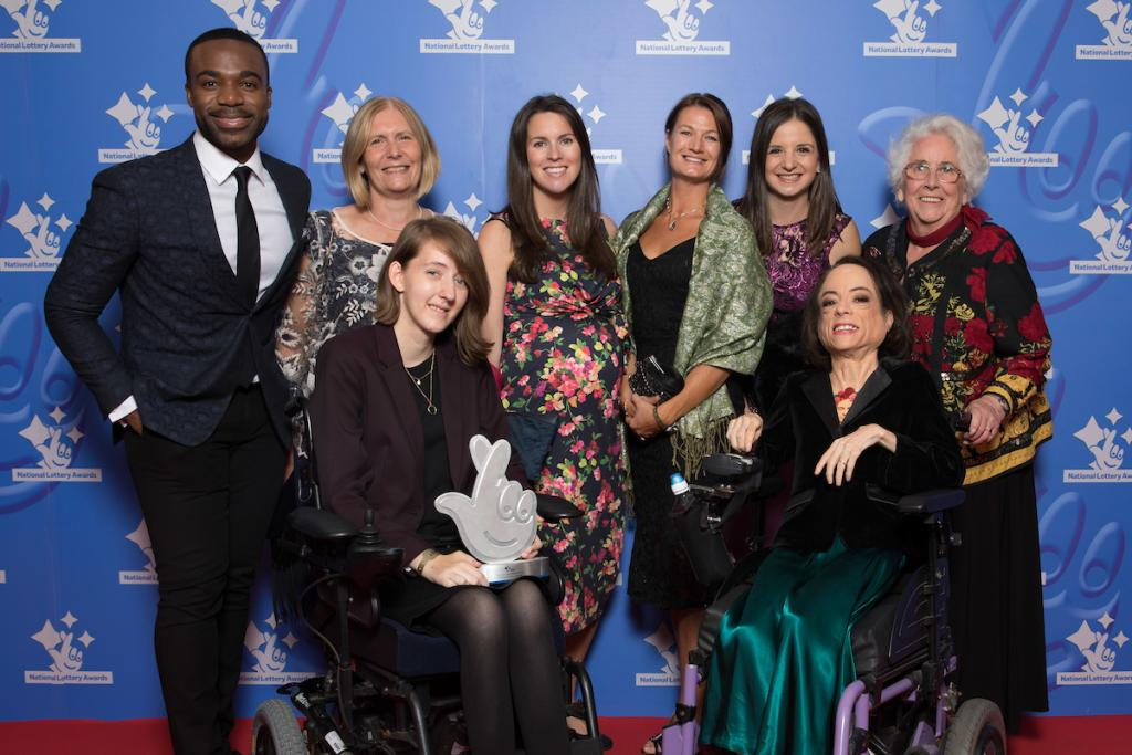 Heritage Ability with Ore Oduba and Liz Carr